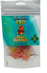 Captain CBD Gummies