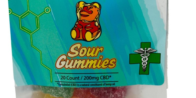 Review: Captain CBD Gummies