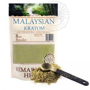 green malay kratom